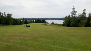 Canada's best seaside golf, whale-watching...and a haunted hotel?