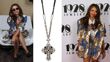 Kat 1928Fab Find Friday: Kat Graham Wearing 1928 Again!