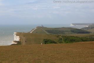The Walking Week - Tackling the Seven Sisters, Eastbourne