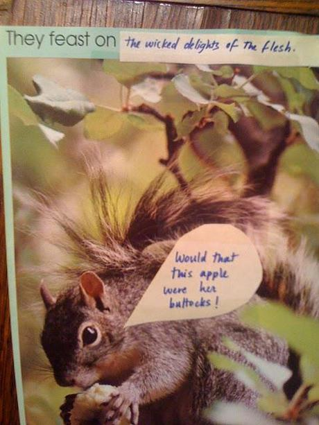 The Perversions of Squirrels: A Children's Story