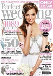 A quick magazine money saver for brides