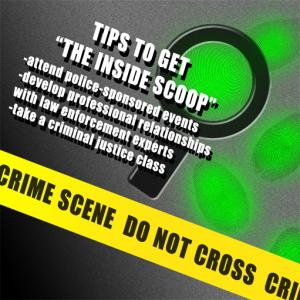 Guest Blogger: Creating Contacts in the Forensics Field