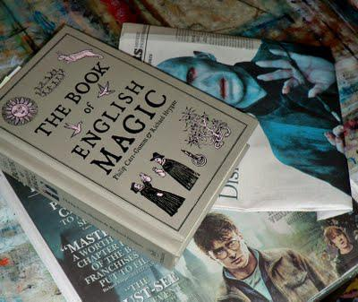 Harry Potter, Good vs Evil, and Real English Magic