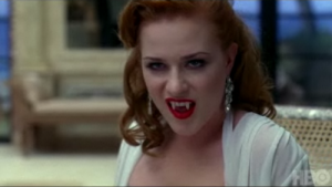 True Blood's Queen Sophie-Anne (Evan Rachel Wood)