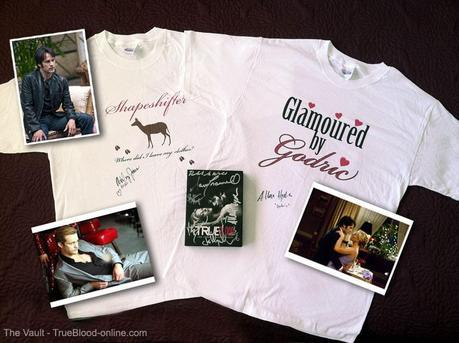 True Blood Season 2 Pack Auction for the Jesse Cartwright Trust Fund