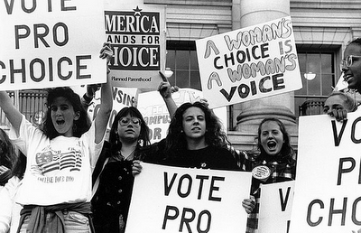 Pro-Choice is Pro-Life (By Amelia G.)