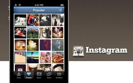 Connecting Instagram and Google +