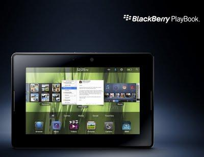 PLAY WITH ALL NEW BLACKBERRY PLAYBOOK
