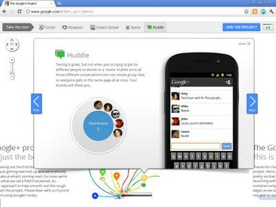 GOOGLE+ THE NEW COMPETITOR TO FACEBOOK