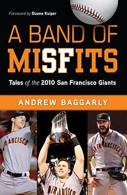 Exclusive Interview with Andrew Baggarly, author of A Band of Misfits