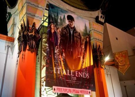Harry Potter and the Deathly Hallows Part 2 blows away box office records and fans