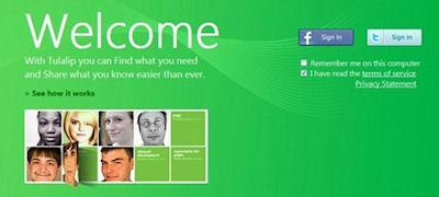 Microsoft Mistakenly Reveals Social Network Prototype