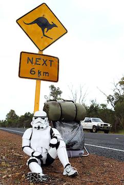 Star Wars Fundraising, Stormtrooper charity