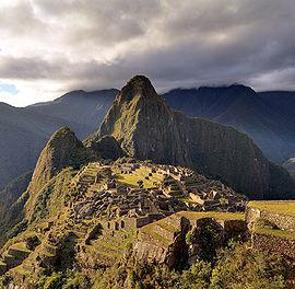 National Geographic Celebrates 100 Years Of Machu Picchu