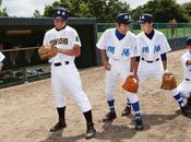 More Than America's Pastime: Baseball, with Help Rag-tag Group Teenagers, Saving Japan.