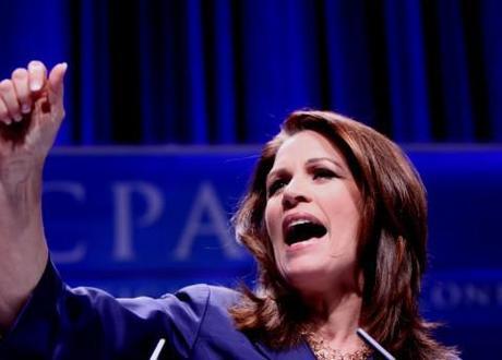 The battle of the conservative brunettes: Michelle Bachmann versus Sarah Palin