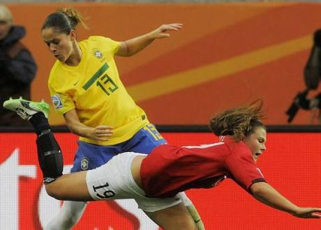 Women's football World Cup 2011 takes Twitter by storm, Japan beat USA on penalties