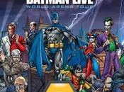Zap! Pow! Batman, LIVE! Onstage