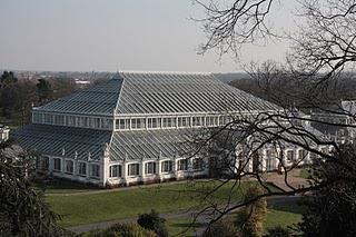 No queues at Kew