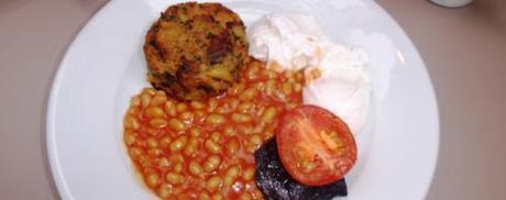 Battle of the breakfasts…London