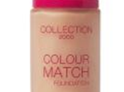 Collection 2000 Colour Match Foundation