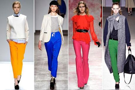 fall 2011 trends: bright pants