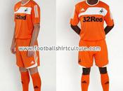 2011-12 Swansea Away Shirt Released