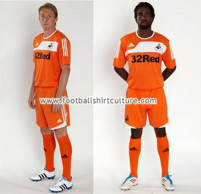 check out 57da7 398b5 2011-12 Swansea Away Shirt Released - Paperblog
