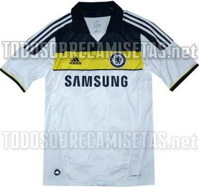 2011-12 Chelsea Third Kit Leaked