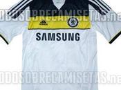 2011-12 Chelsea Third Leaked