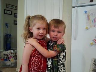 Dang, My Kids Are Cute