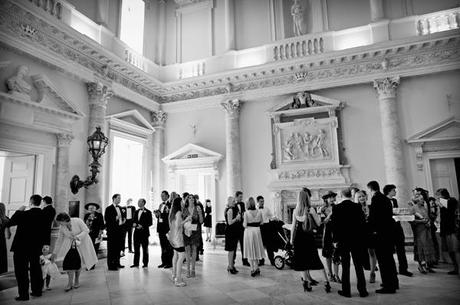real wedding at Clandon Park Surrey (19)