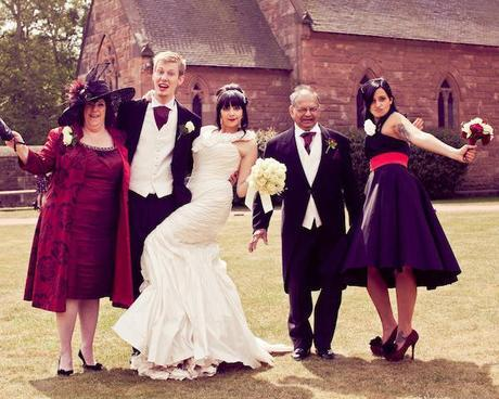 The Wedding Report: The Ceremony and After
