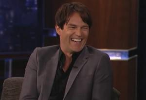True Blood's Stephen Moyer on Jimmy Kimmel