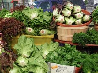 5 Easy Ways to Enjoy a Green Farmers' Market Visit