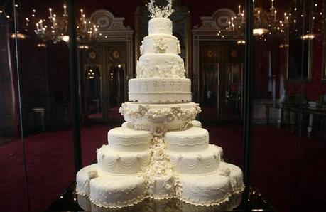 The-duke-and-duchess-of-cambridge-s-royal-wedding-cake-before-it-goes-on-display-at-buckingham-palace-pic-pa-784572961