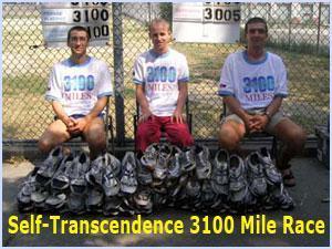 Self-Transcendence 3100 Mile Race 2011 Updates