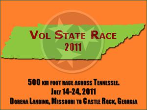 the last annual vol state road race