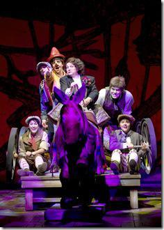 Review: Adventures of Pinocchio (Chicago Shakespeare)