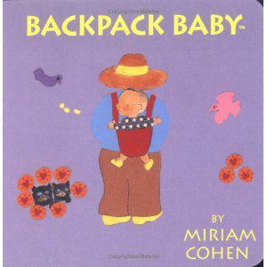 Book Sharing Monday:Backpack Baby