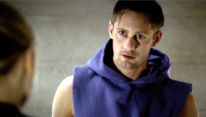 True Blood's Eric Northman (Alexander Skarsgard) in season 4