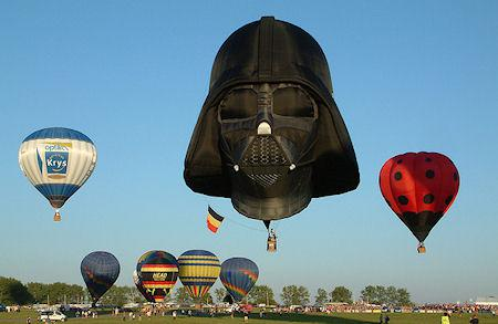 12 Awesome Items Inspired by Darth Vader