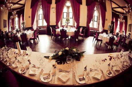 The Wedding Report: The Meal and Speeches