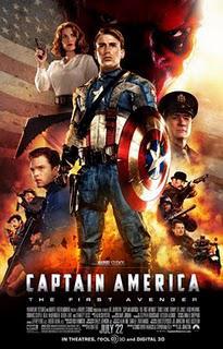Captain America: The First Avenger (Joe Johnston, 2011)