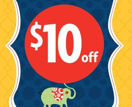 Pier 1 Imports Daily Deal: $10 Off Coupon!!
