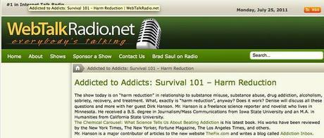 On Harm Reduction and Metabolic Chauvinism