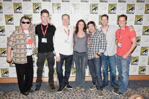 True Blood Composer Nathan Barr at Comic Con