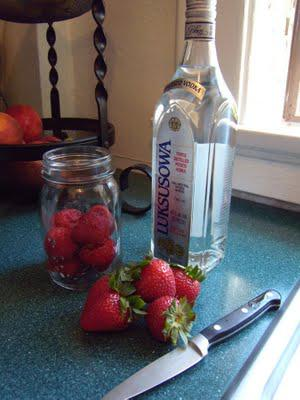Infused Liquor For Summer Entertaining and Gifts!