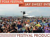 Sweet Talks Newport Folk Festival, Dylan, [interview]