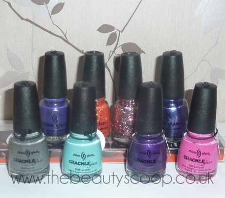 Haul - China Glaze Nail Polish!